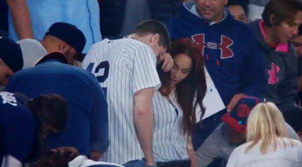 Proposal During Baseball Game Gone Wrong As Man Drops Engagement