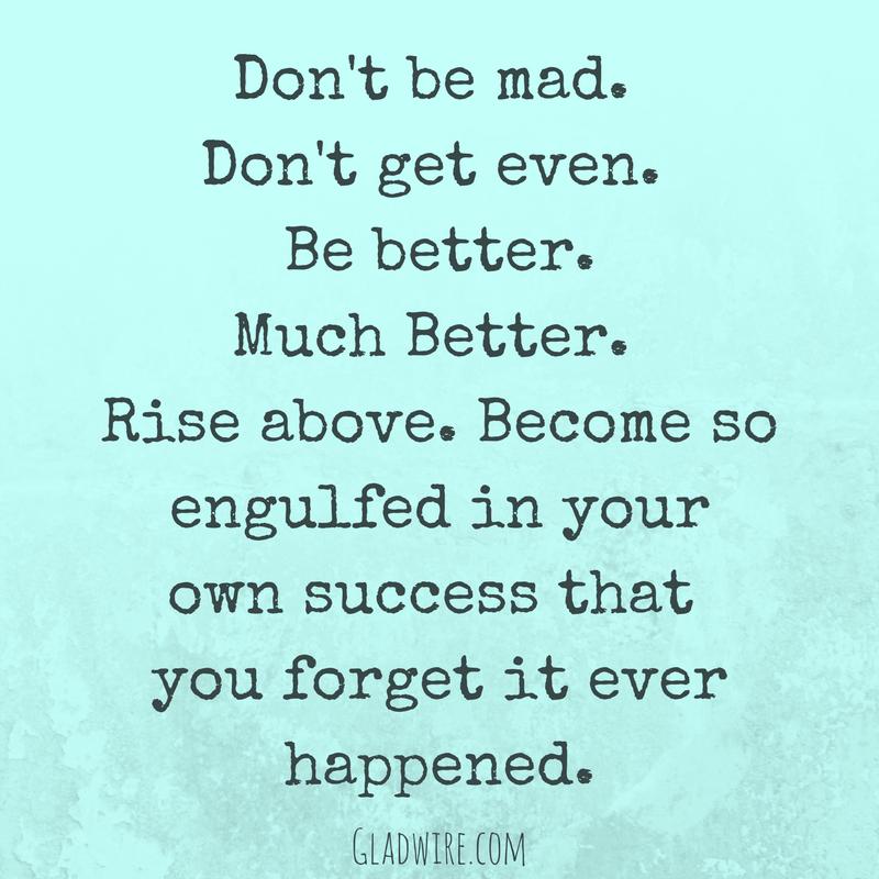 Own Success