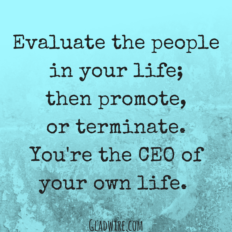 CEO Of Your Own Life