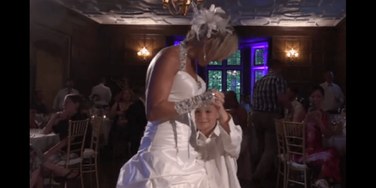 Mom Surprised By 6 Year Old Boy\'s Unforgettable Mother-Son Wedding ...